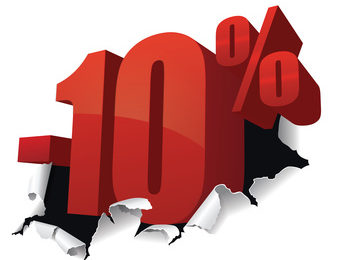 Promotions -10%